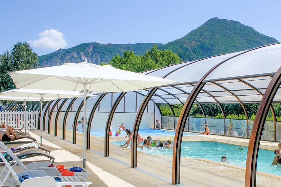 Camping lac serre pon on location en camping au lac de - Camping lac serre poncon piscine ...