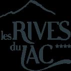 logo camping rives du lac 4 etoiles